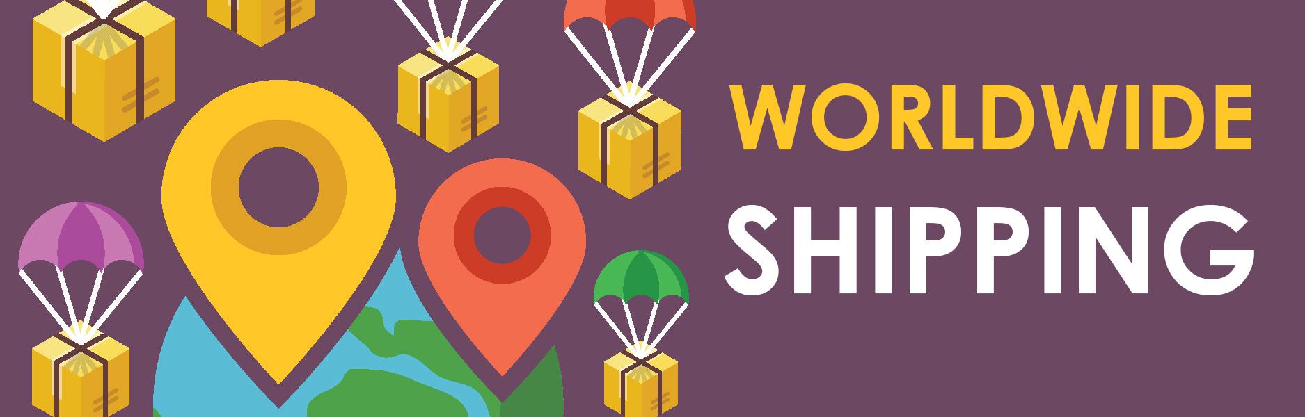 Koval Sketchbooks Worldwide Shipping