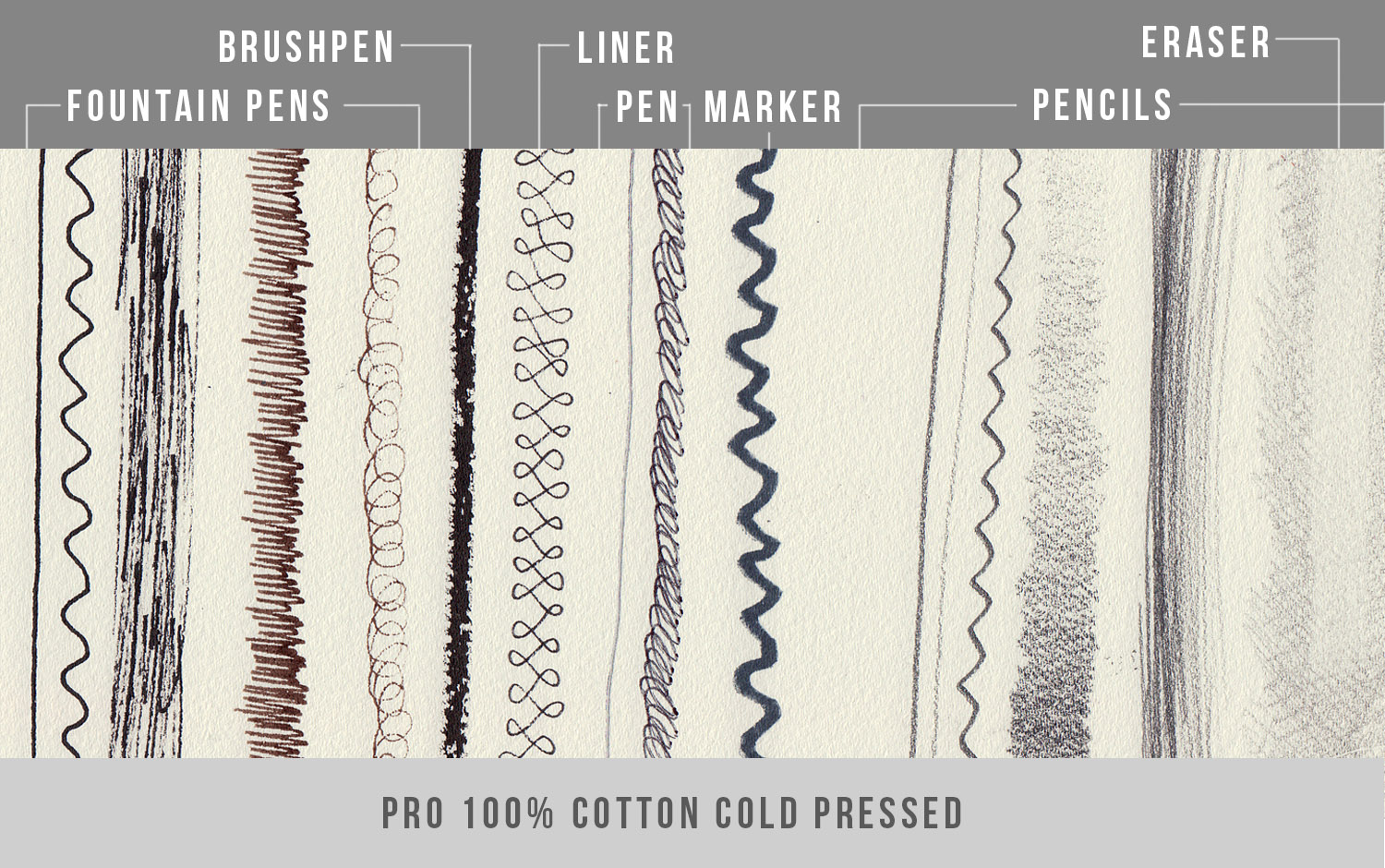 100 cotton cold press