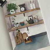 #Repost @my_litte_piece_of_art with @make_repost ・・・ Last page in my @kovalsketchbooks 📚🎨❤️   #sketchbook #watercolorsketch #kovalsketchbooks #watercolorpainting #watercolorillustration #watercolorart #sketchingdaily #sketchingart #sketchingtime