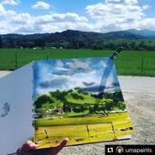 #Repost @umapaints with @make_repost ・・・ Reset . . . . . #sketchbook #studybook #study #wetonwet #sketching #california #spring #artwork #art #urbansketch #usk #urbansketcher #sfbayarea #sanjose #directwatercolor #ipaintlikeanengineer #umakelkar #kovalsketchbooks