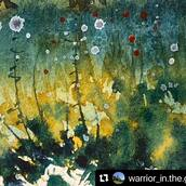 #Repost @warrior_in.the.garden with @make_repost ・・・ 2/3/21 When I took the close up I became slightly lost in it and thought the flicks and splatters were more interesting than the overall painting.   #drawings #drawingoftheday #drawingart #painting #paintings #watercolor #watercolours #watercolorart  #lockdown #lockdownart #warriorinthegarden #shotoniphone #sketching #clouds  #fluffyclouds #billowyclouds #watercolourclouds #watercolor #watercolorpainting #watercolorart #watercolorillustration #natureimproveshumannature #treeshelpyoubreathe #aquarelle #aquarellepainting #bjjlifestyle #Archespaper #oak #oaktrees
